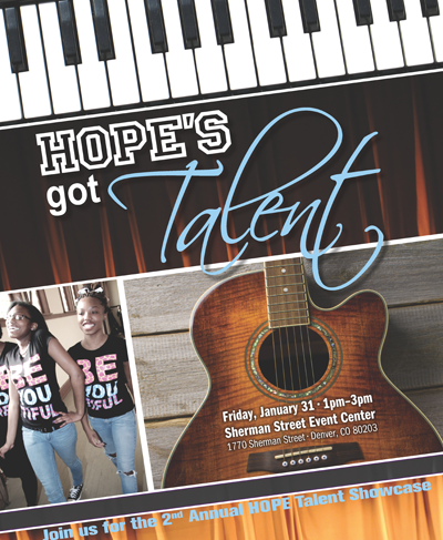 HOPE's Got Talent