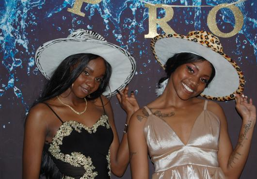 HOPE students from Park Hill at Prom 2019
