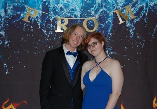 HOPE students having fun at Prom 2019